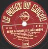 78 Trs - 25 Cm M - état B - Ensemble Des Choeurs De L'URSS - HUBLE & GRONDE LE LARGE DNIEPR (Musique Populaire) - 78 Rpm - Gramophone Records