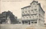 KNOCKE S/MER : La Grand Hotel Continental - RARE CPA - Cachet De La Poste 1908 - Knokke