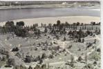 COSNE SUR LOIRE (58-Nièvre), Le Terrain De Camping, Vue Aérienne, Ed. Nivernaises. 1965 - Cosne Cours Sur Loire