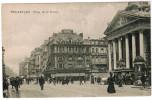 Bruxelles, Place De La Bourse (pk24862) - Places, Squares