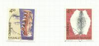 Groenland  N°330, 331 Cote 3.50 Euros - Groenland