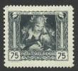 Czechoslovakia, 75 H. 1919, Sc # B127, Mi # 37, MH - Czechoslovakia