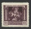Czechoslovakia, 100 H. 1919, Sc # B128, Mi # 38, MH - Czechoslovakia