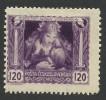 Czechoslovakia, 120 H. 1919, Sc # B129, Mi # 39, MH - Czechoslovakia