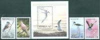 Antigua 1980 Birds MNH** - Lot. A333 - Antigua Et Barbuda (1981-...)