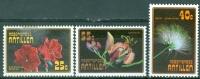 Netherlands Antilles 1977 Flowers, Orchids MNH** - Lot. 3785 - Antilles