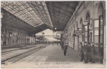 Le Mans. Le Hall De La Gare. - Le Mans