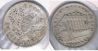 AUSTRIA  SCHILLING 1925 PLATA SILVER S - Austria