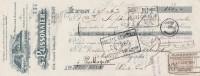 Lettre Change  27/8/1917 PLISSONNIER Machines Agricoles LYON Rhône  Pour Paulhaguet Haute Loire - Lettres De Change
