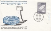 SCHACH-CHESS-ECHECS-SCACC HI, YUG, 1975, Special Stamp / Postmark !! - Scacchi