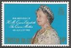 Tristan Da Cunha. 1980 80th Birthday Of Queen Mother. 14p MNH SG 282 - Tristan Da Cunha