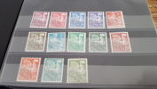 LOT 279798 TIMBRE DE FRANCE NEUF*  N�106 A 118 VALEUR 65 EUROS