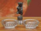 Art-antiquité_sculpture Bois_12_ours - Bois