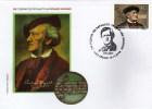 Macedonia /2013 / FDC / Music / The 200th Anniversary Of The Birth Of Richard Wagner - Macédoine