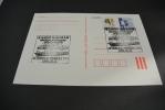 TR195- Card Hungaria- Magyar Posta - 1991-01.11- Kando Kalman  -Miskolc-tiszai PU - Treinen