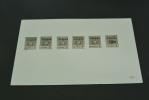TR435- Card Adressed   -Hungaria Magyar Posta -1996-.29.6- 100 ZSR -back Dovolenka Pragou Kupon1,2,3,4,5,6 - Postal Stationery