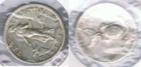 FILIPINAS 10 CENTAVOS PESO 1945 PLATA SILVER S - Filipinas
