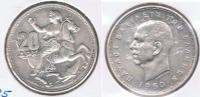 GRECIA 20 DRACMA  1960 PLATA SILVER S - Grecia