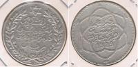 MARRUECOS 5 DINAR 1911 PLATA SILVER S - Marruecos