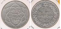 MARRUECOS 5 DINAR 1911 PLATA SILVER S2 - Marruecos
