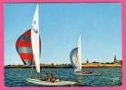 C-P-M-(33Gironde).Sur Le Bassin D´Arcachon  Régates. - Francia