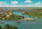 Germany Koblenz am Rhein Deutsches Eck