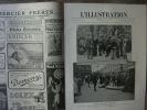 L'ILLUSTRATION 3991 L'ARMEE ROUMAINE A BUDAPEST / POINCARE EN ALSACE LORRAINE 30 AOUT 1919 Complet - Newspapers