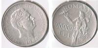 RUMANIA 100000 LEI 1946 PLATA SILVER S - Rumania