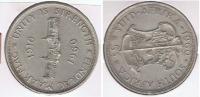 SUDAFRICA 5 SCHILLING 1960 PLATA SILVER S - Sudáfrica