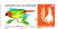 Nouvelle Caledonie Timbre Personnalise Timbre A Moi Prive BUNEL Oiseau Diamant Psittaculaire Noumea RR - New Caledonia