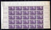 1951 Poètes, Baudelaire, Verlaine, Rimbaud, 908 / 910 **  Cote 75 €, - Unused Stamps