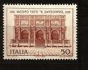 Italie Italia 1970 N° 1054 ** Jacopo Tatti, Le Sansovino, Architecte, Logetta Du Campanile De Saint-Marc, Venise, Art - 1961-70:  Nuovi