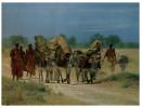 (451) Uganda - Merchand With Donkeys - Ouganda
