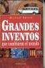 """""""GRANDES INVENTOS QUE CAMBIARON EL MUNDO"""" AUTOR MICHAEL SPIERS-EDIT.ANDROMEDA- AÑO 2008-PAG.190 USADO GENIAL!! GECKO - Ontwikkeling"""