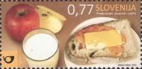 SI 2015- GASTRONOMY, SLOVENIA, 1 X 1v, MNH - Ernährung