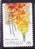 2002. AUSTRALIAN DECIMAL. Flora. (Flowers - General). 50c. Bush Tucker - Honey Grevillea (Grevillea Juncifolia. P&S. FU - 2000-09 Elizabeth II