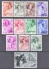BELGIUM   B  281-92    * - Unused Stamps