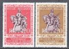 BELGIUM   B   342-3   * - Unused Stamps