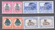 K.U.T.  86-9   ** - Kenya, Uganda & Tanganyika