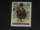 GUINEE YT 259 OBLITERE - DANSE HOMME OISEAU - - Guinea (1958-...)
