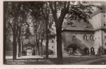 Schloß Augustusburg I. Erzgebirge 550 M - Schloßhof Inneres 1941 - Augustusburg