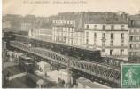 336 Paris Le Metro Boulevard De La Villette - Metropolitana, Stazioni