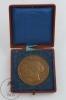 The 1889 Paris Exposition Universelle - Bronze Art Medal Oudine / Daniel Dupuis - Francia