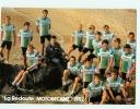CYCLISME - Equipe LA REDOUTE MOTOBECANE 1982 - Lire Descriptif - 2 Scans - Cyclisme
