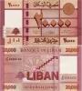 LEBANON       20,000 Livres       P-93a       2012       UNC  [ 20000 ] - Libano
