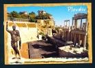 BULGARIA  -  Plovdiv  Roman Ampitheatre  Used Postcard As Scans - Bulgaria