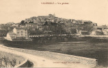 Valensole : Vue Générale. - Francia