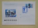FDC Cover From Belarus 2004 Sport Biathlon Postal Stationery With Original Stamp Squirrel - Wit-Rusland