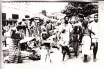 BENIN - COTONOU, Marche Legume - Benin