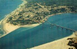 Pont - Yaquina Bay Brdge And Ewport, Oregon - This Spectacular View Shows The Entrance To Yaquina Bay - Non Classés